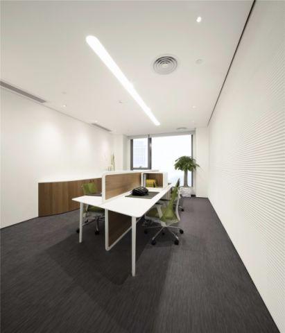 现代简约办公室装修设计案例