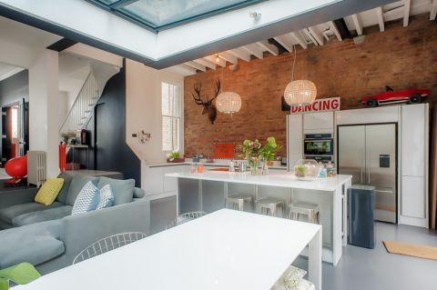 庭院160平米现代风格装修效果图