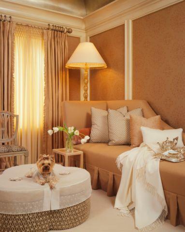 卧室沙发美式风格装修设计图片