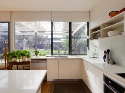 190平米庭院现代风格设计图
