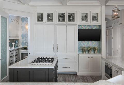 别墅210平米现代风格装修图片