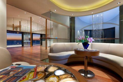起居室沙发现代风格装修设计图片