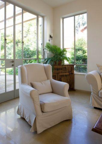 客厅沙发地中海风格装修图片