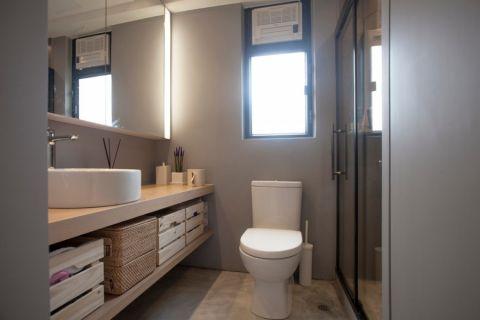 三居室133平米现代风格装修图片