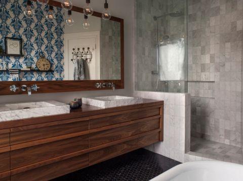 三居室151平米现代风格装修图片