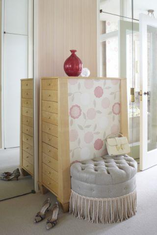 玄关鞋柜混搭风格装饰图片