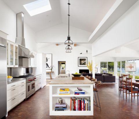 275平米庭院现代风格设计图片