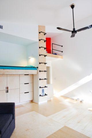 儿童房吊顶现代风格装修效果图