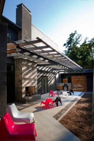 2020美式240平米装修图片 2020美式别墅装饰设计