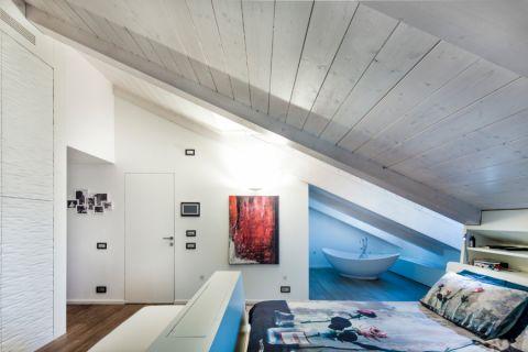 混搭风格四合院261平米设计图欣赏