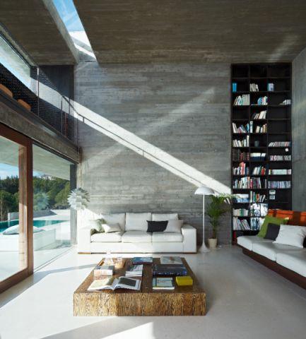 208平米别墅现代风格装饰实景图片