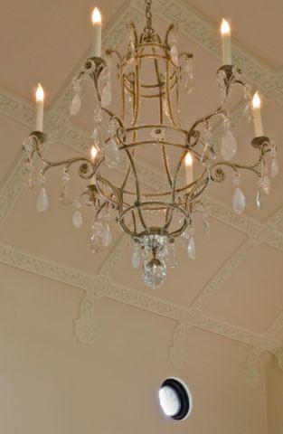 客厅细节地中海风格装修设计图片