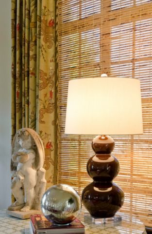 客厅细节地中海风格装饰设计图片