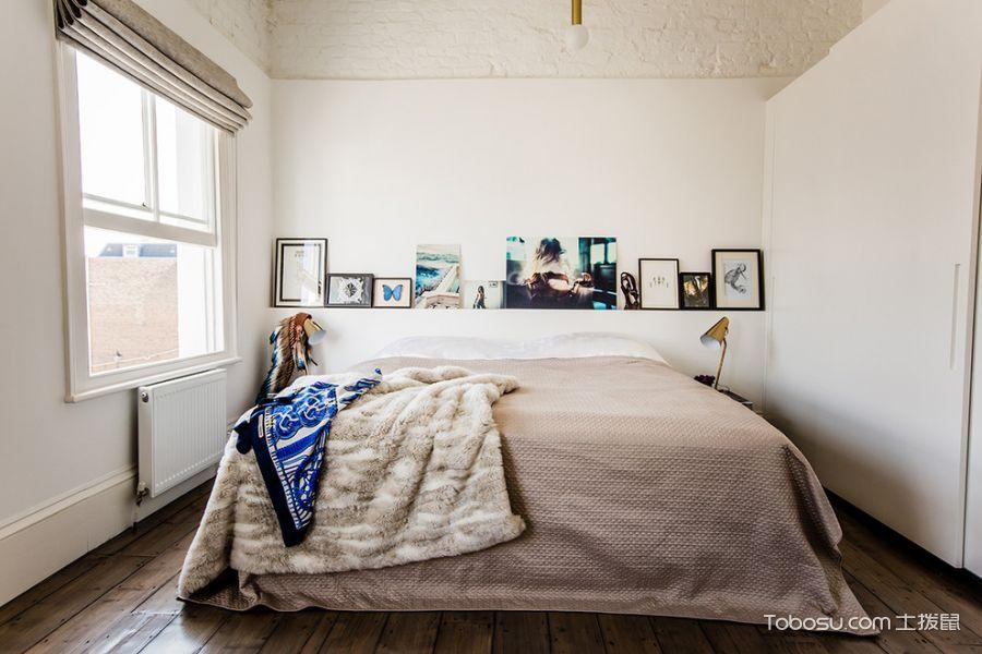卧室混搭风格效果图大全2017图片