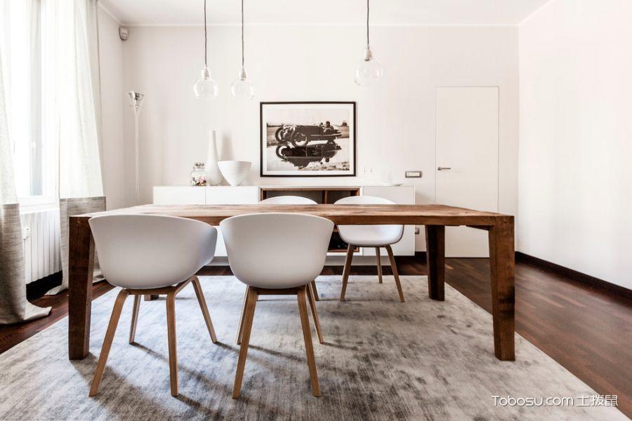 餐厅现代风格效果图大全2017图片