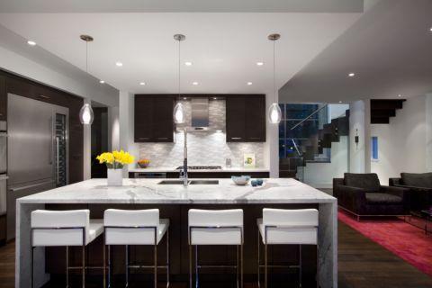 现代风格别墅287平米设计图欣赏
