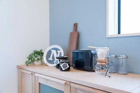 厨房细节北欧风格装潢设计图片