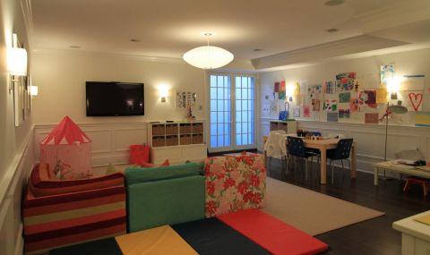 儿童房沙发混搭风格装修设计图片
