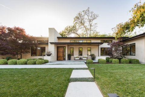 花园走廊现代风格装修图片