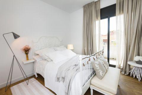 120平米公寓北欧装饰实景图片_土拨鼠装修效果图