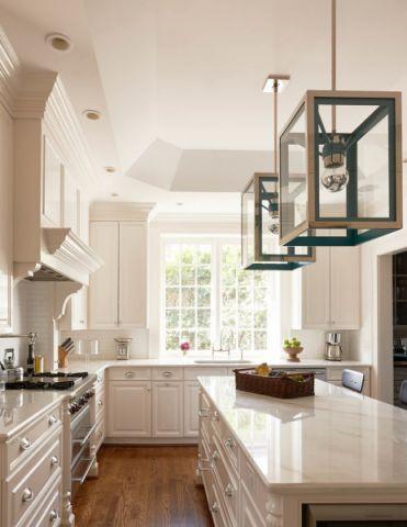 厨房窗台美式风格装饰效果图