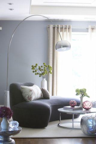 卧室沙发现代风格效果图