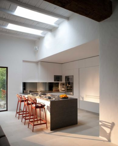 厨房橱柜地中海风格装修图片