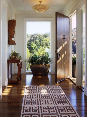 玄关走廊混搭风格装饰设计图片