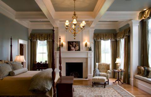 300平米别墅美式风格装修图片