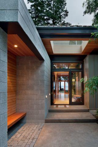 玄关地砖现代风格装潢图片
