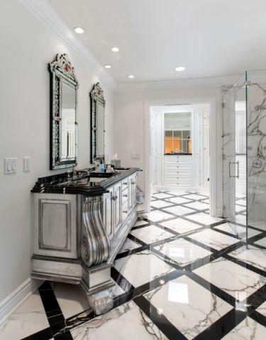 228平米别墅美式风格装潢图片