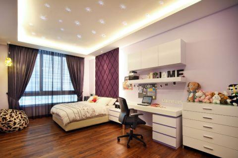 258平米公寓现代风格装修设计图片