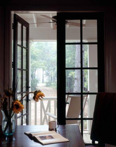 书房美式风格装饰设计图片