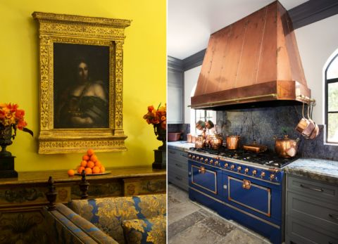 厨房橱柜地中海风格装潢图片