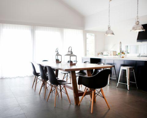 119平米公寓现代风格装修设计