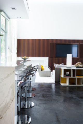 厨房地砖现代风格装修图片