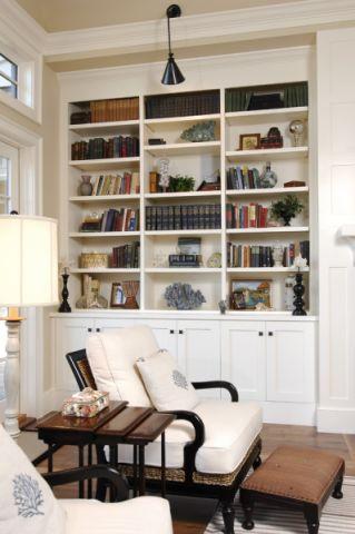 客厅茶几混搭风格装修图片