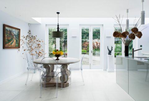 别墅300平米现代风格装修图片