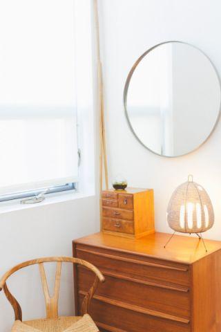 卧室梳妆台混搭风格装潢效果图