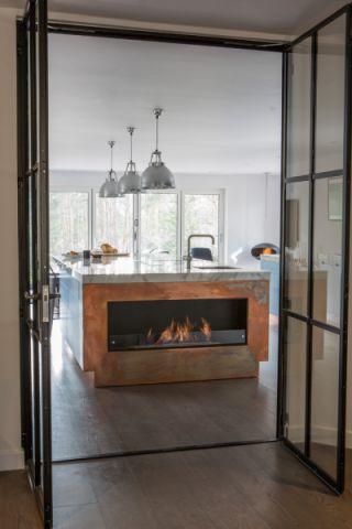 厨房厨房岛台现代风格装饰图片