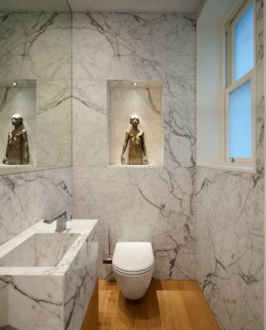 卫生间地板砖现代风格装潢图片