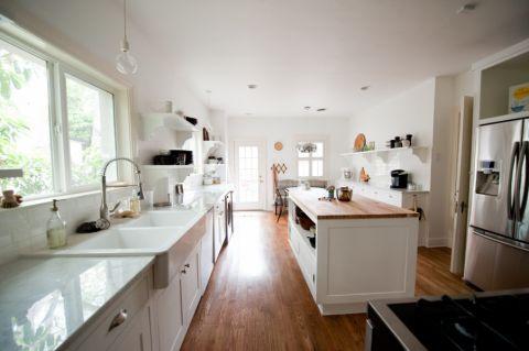 60平米二居室美式风格装修图片