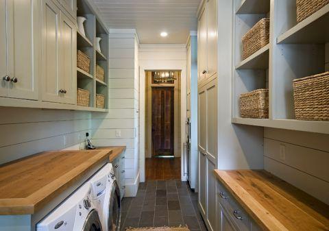 卫生间地砖混搭风格装饰设计图片