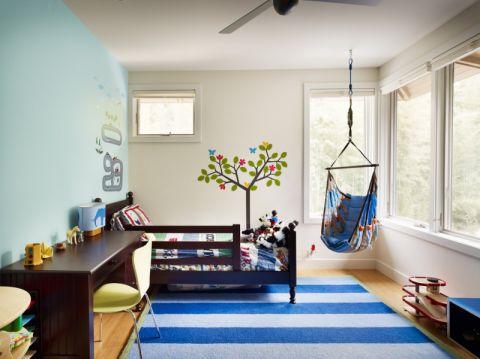 144平米庭院现代风格装修图片