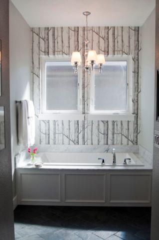 浴室吊顶混搭风格装潢图片