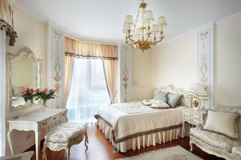 111平米公寓美式风格装修图片
