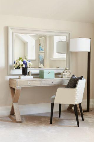 卧室梳妆台现代风格效果图