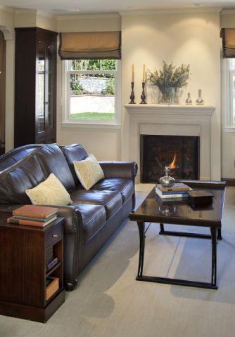 126平米庭院美式风格装修图片