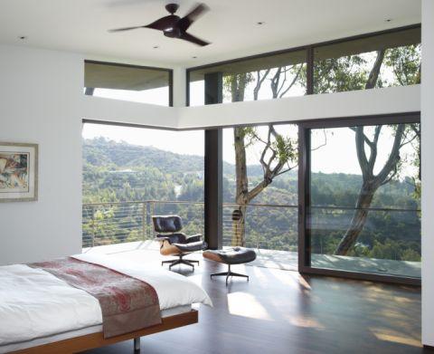 卧室地板砖现代风格装饰图片