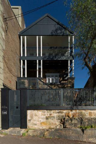 外景外墙现代风格装饰设计图片